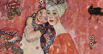 Gustav_Klimt_amiche