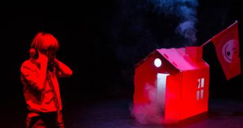 Teatro Sotterraneo.BE LEGEND! Hamlet © Ilaria Costa