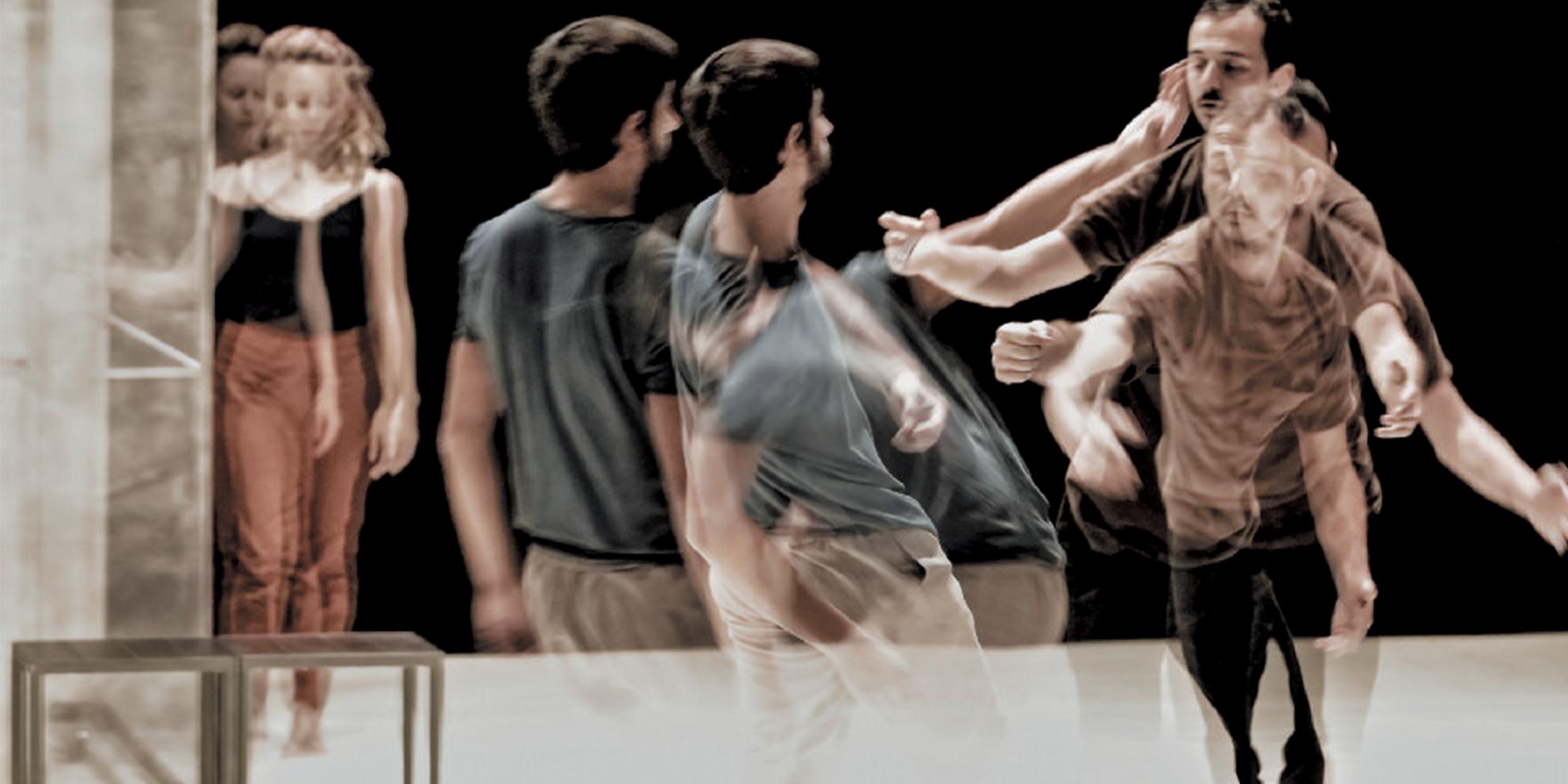 Teatri di Vetro 10 | Fattoria Vittadini | Unraveled Heroes