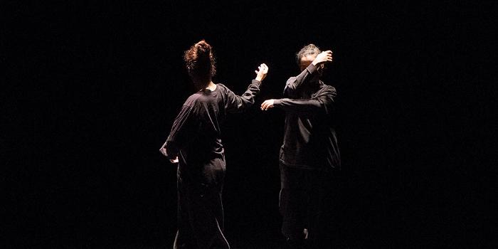 Short theatre | Nacera Belaza | Sur le fil