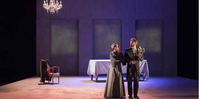 Otello & Racconto d'inverno | Giuseppe Miale di Mauro & F. Saponaro
